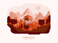 Firewatch | The Great Outdoors