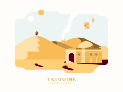 Tatooine | The Galaxy's Wild West