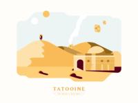 Tatooine | The Galaxy's Wild West