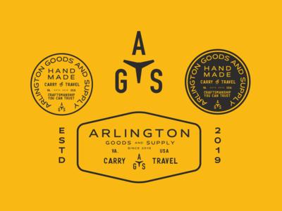 Vintage Badge Design Exploration
