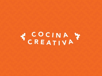 Alternative Logo Mark | Cocina Creativa