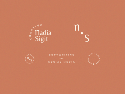 Secondary Brand Marks | Nadia Sigit Creative
