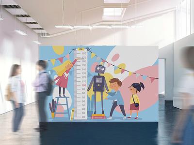Press Wall sketches illustration digital art digital