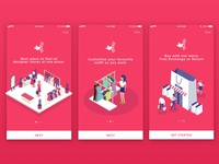 Designer Collection Onboarding