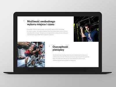 TIO - website design website web responsive grid ux ui