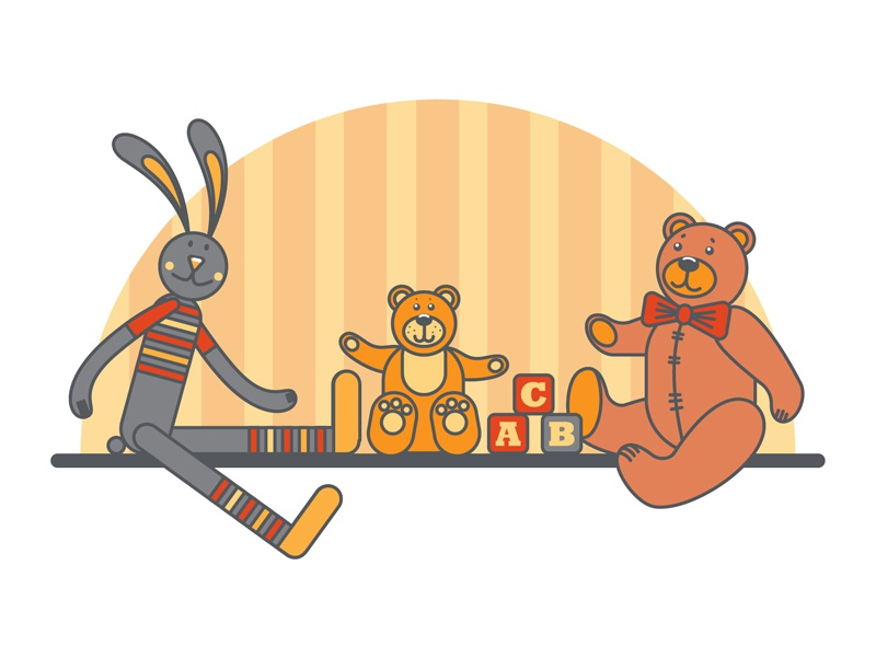 Teddy Bears teddy bears toys teddy illustration