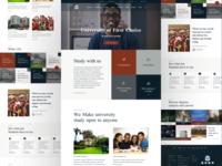 University of Lagos Redesign