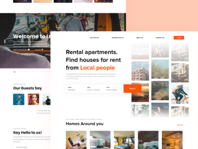 Rent Local Apartments