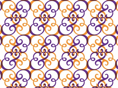 Ampersand Pattern ampersand ampersands pattern tile letterpress