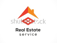 Real Estate Service Logo Design
