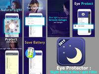 Eye Protector Night Mode   Blue Light Filter Screenshot
