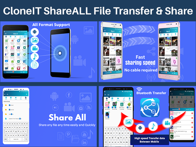 Cloneit  Shareall File Transfer   Share