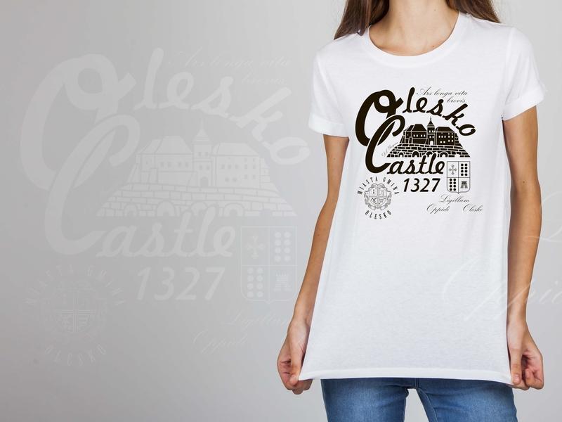 T-Shirts Olesko Castle