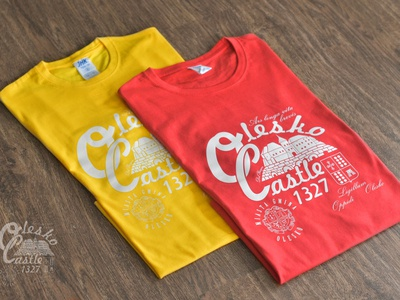 t-shirt Olesko Castle