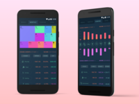 Budgetting App | Data Visualization Experiment