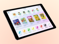 Children-Friendly iBooks | Search Page