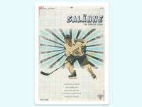 Hockey Poster: Teemu Selänne