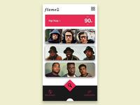 Flame: Music App