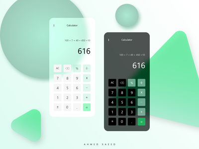 004 - Daily UI Challenge calculator ui calculator design calculator dailyui ux ui ux ui design ui