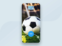 Sports Hub - Onboarding Animation