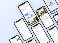 Student Housing App