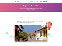 Organise your trip