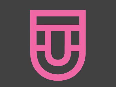 Retail Store Icon B logo retail icon logomark store face