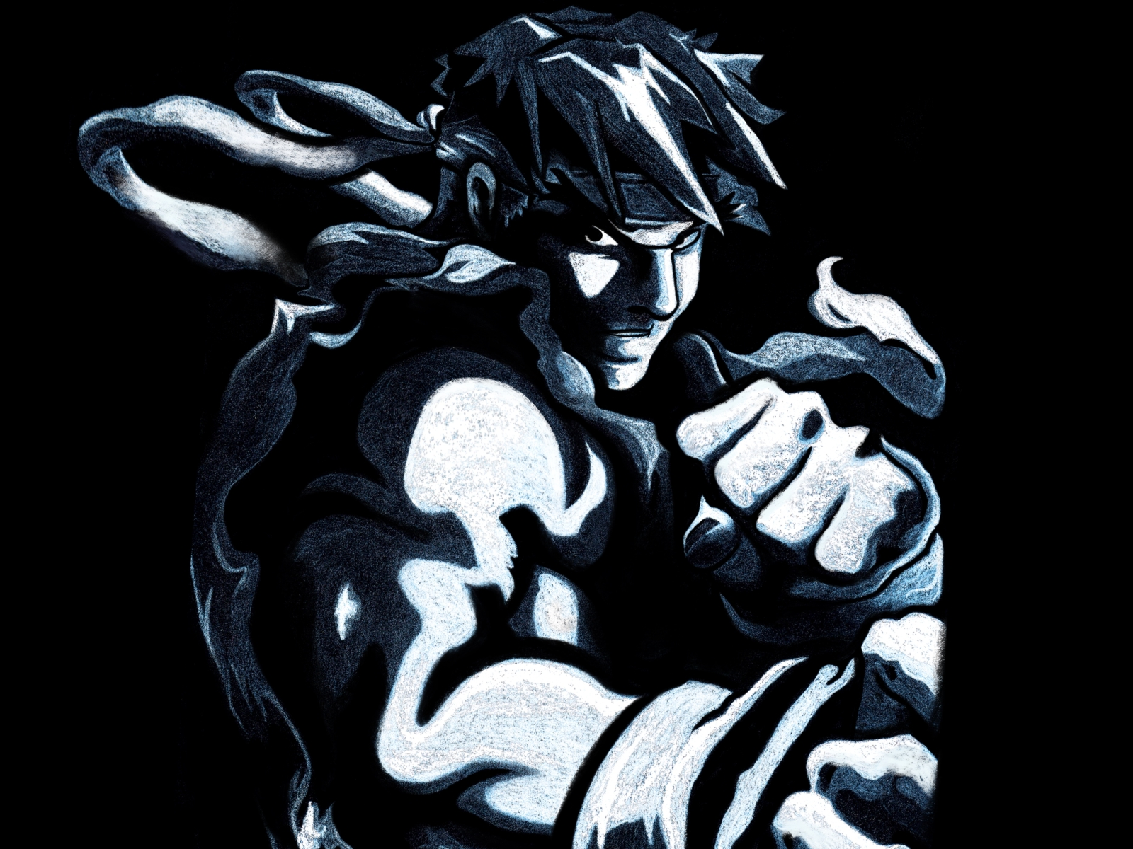 Street Fighter Ryu By Ivan Ramirez On Dribbble