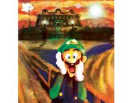 Scream Luigi