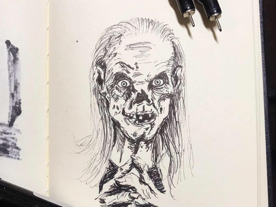 The Crypt Keeper Tales From The Crypt By Ivan Ramirez On