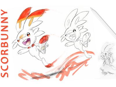 Scorbunny (Pokemon Sword & Shield)