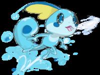 Sobble (Pokemon Sword & Shield)