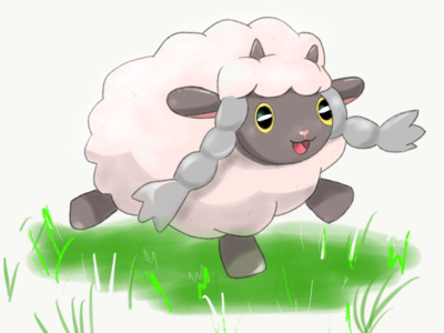 Wooloo (Pokemon Sword and Shield)