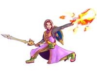 The Hero Luminary (Dragon Quest 11)