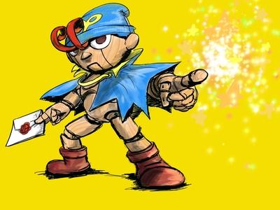 Geno (Super Mario Rpg)