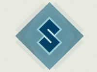 S for Super Duper New Logo