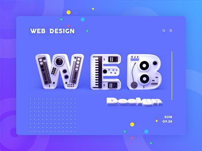 Web Design webos 设计 应用 颜色 ui