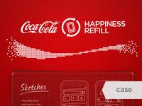 Coca-Cola Happiness Refill