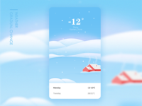 Weather APP- illustration