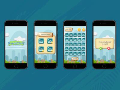 Children Gaming app