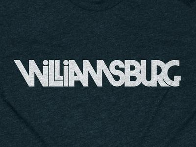 Willaimsburg Lettering