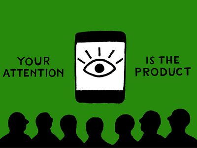 Your Attention Is the Product