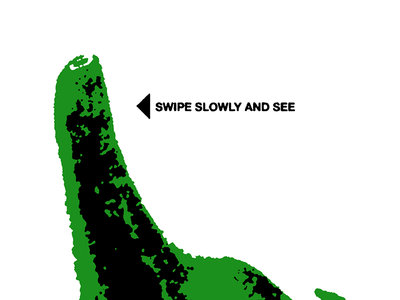 Swipe Slowly and See