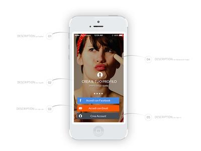 Board Presentation A4 simple .psd download board a4 iphone presentation layer comp smart object free freecreative
