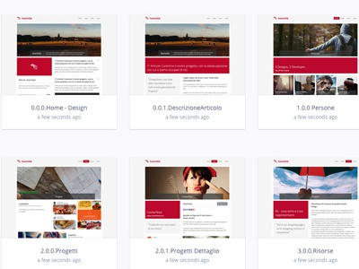 Fuoricittà free UI Kit template download kit atomic-design landingpage sketch free desktop ui ux