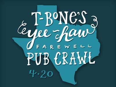 T-Bone's Yee Haw Pub Crawl