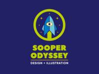 Sooper Odyssey Branding