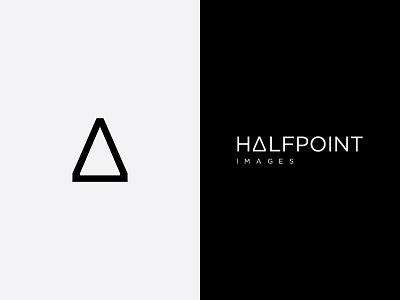 Halfpoint logo studio photo branding design logo
