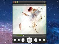 Spotify mini desktop player
