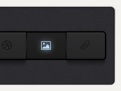 Buttons - Free PSD buttons ios shaddows active ui titties fannieboomtastic interface glow
